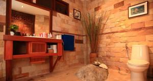 Bathroom Deedee Villa Retreat Koh Phangan Thailand