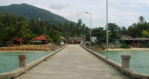 Chaloklum Pier Deedee Villa Retreat Koh Phangan Thailand