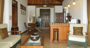 Kitchen Villa 2 Deedee Villa Retreat Koh Phangan Thailand