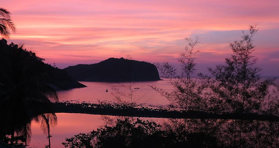 Beaches ~ DeeDee Villa Retreat ~ Koh Phangan ~ Thailand