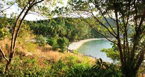View From Headland Deedee Villa Retreat Koh Phangan Thailand