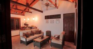 Villa Living Area Deedee Villa Retreat Koh Phangan Thailand
